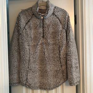 Sweaters - Cozy brown/cream sweater